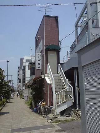 053:新宿墓石(2)